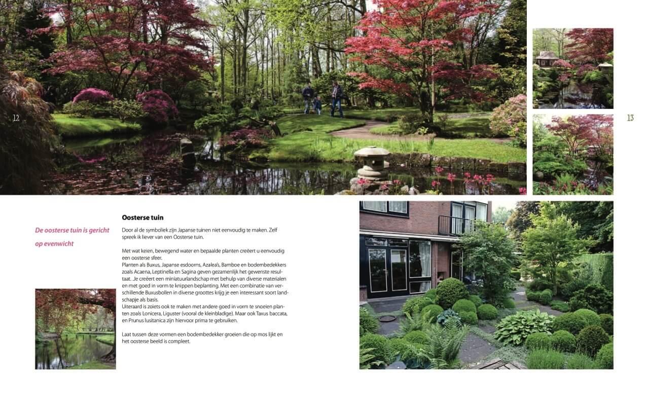 PlantWijzer Japanse Tuinen