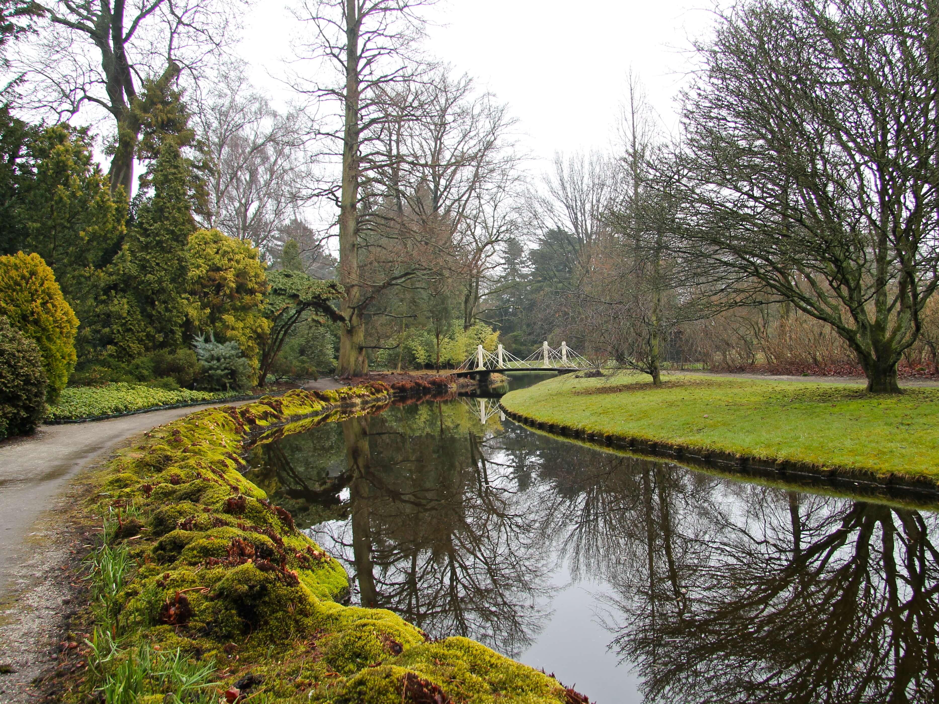 Trompenburg tuinen en arboretum for De tuinen rotterdam