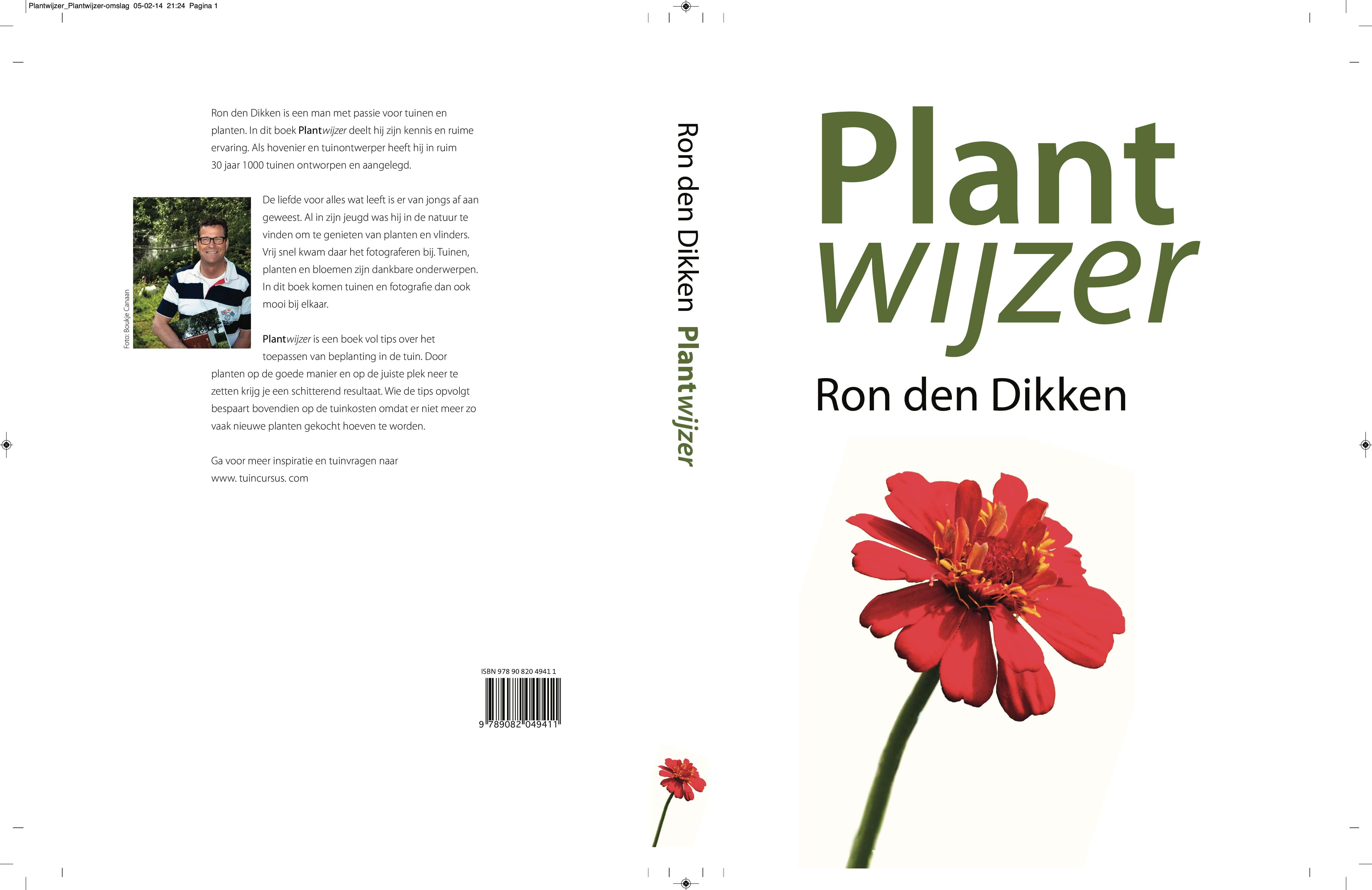 PlantWijzer omslag