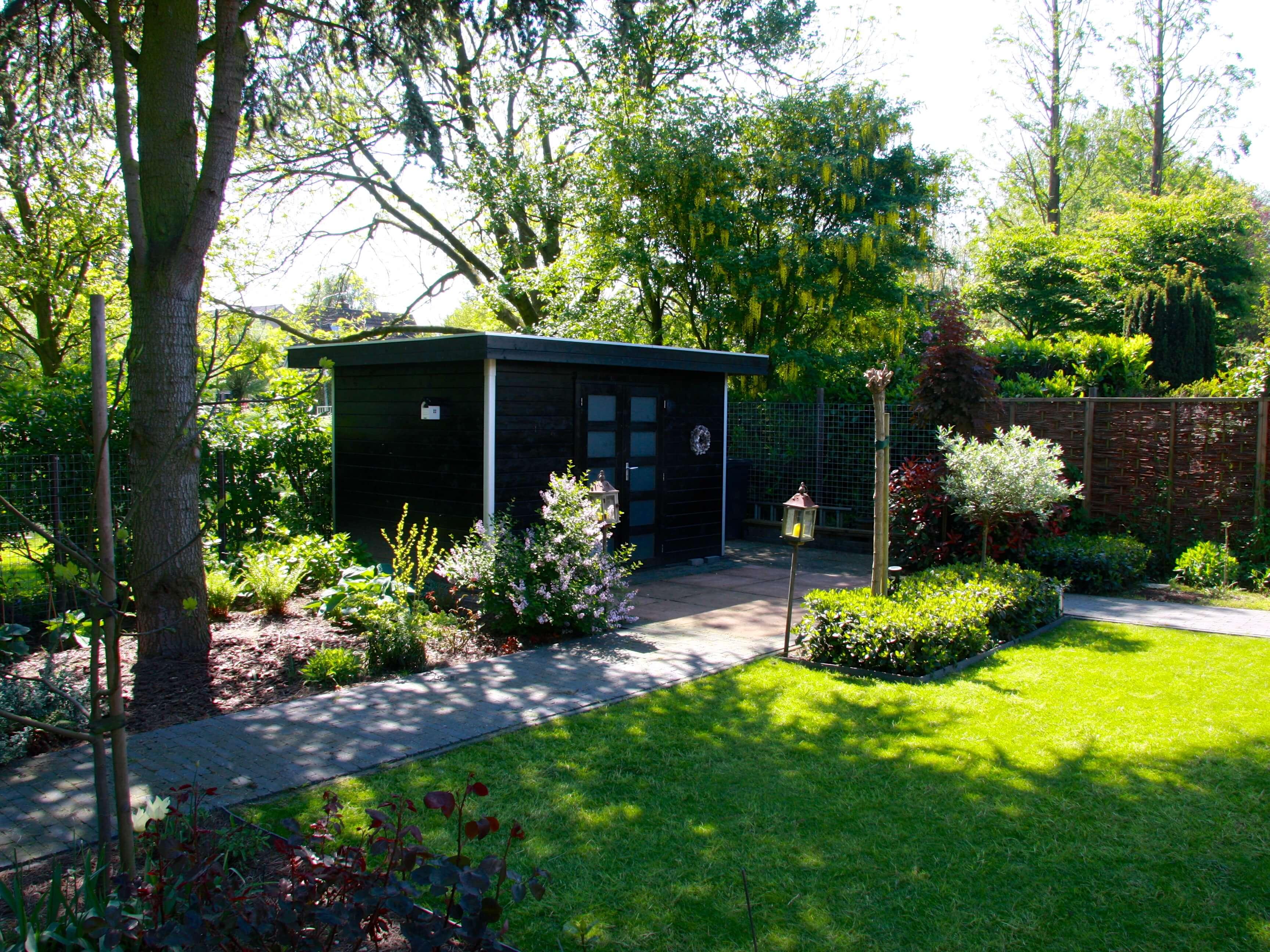Geliefde kleine tuin voorbeelden Archives - TuinCursus #NZ68
