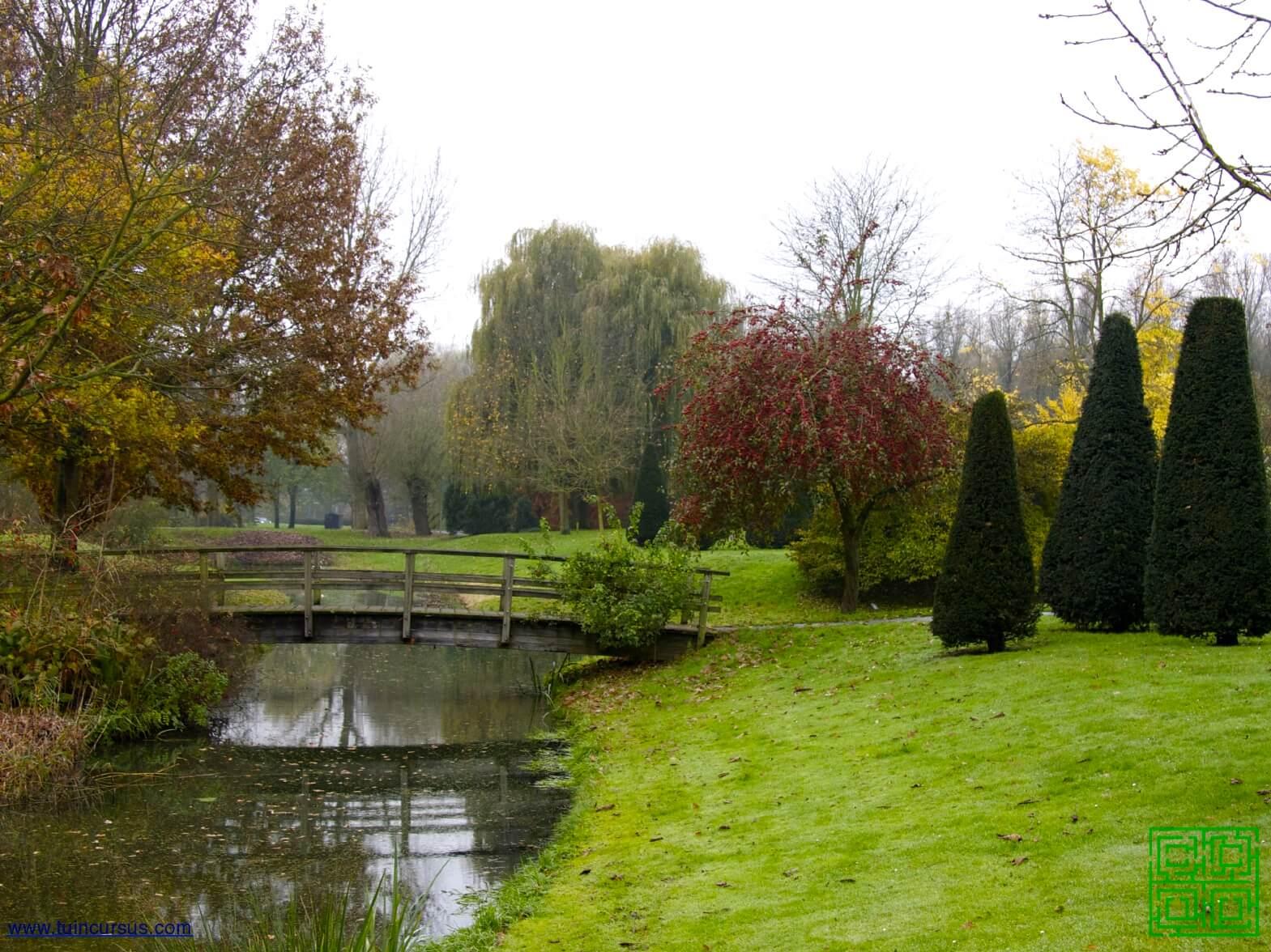 Arboretum Munnikepark in Zwijndrecht