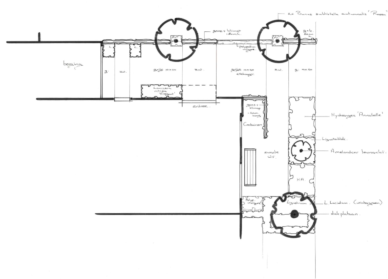 Kleine voortuin archives tuincursus for Ontwerp voortuin met parkeerplaats